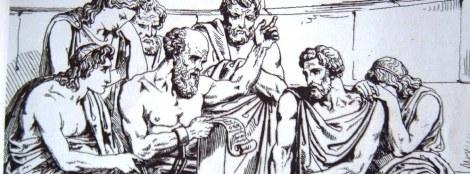 socrates-y-sus-discipulos-grabado-segun-pintura-de-pinelli