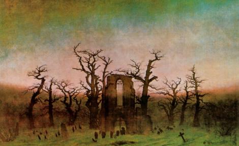 18-Friedrich Abbazia nel querceto 1809[1]