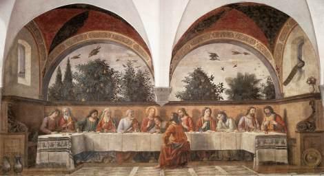 Domenico_ghirlandaio,_cenacolo_di_ognissanti_01